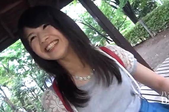 徳島で見つけた田舎ピュア娘が中出しAVデビュー 近藤ゆかり