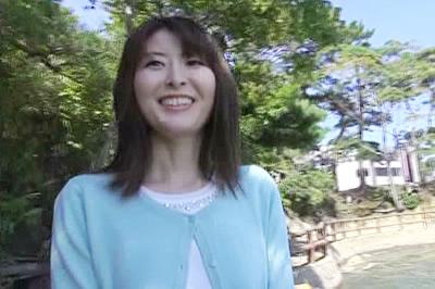 地方在住人妻地元初撮りドキュメント 松島編 牧村茜