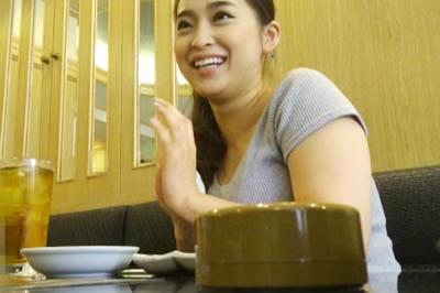 素人で初撮り 現役体育教師の巨乳デカ尻肉感人妻 仲村アン26歳Gカップ