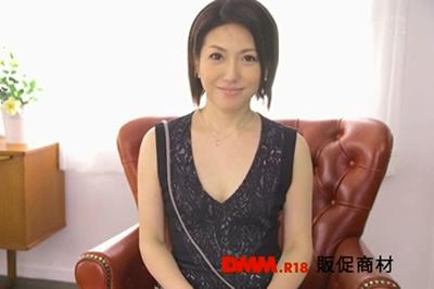 2018年、熟女界の主役。 新人 吉瀬菜々子 48歳 AVDebut!!