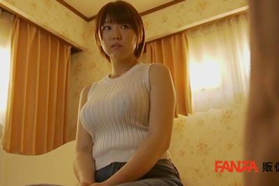 女性に不慣れな僕に親切な人妻のフロントホック・ブラ 2着目 松本菜奈実 …