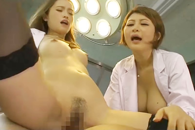 もしも巨チンの僕が美人女医だらけの病院に患者として入院したら… 推川ゆうり 水谷心音 香椎りあ 桐嶋りの