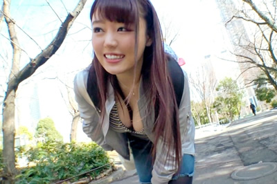 【ロケット型おっぱい】23歳【セフレは常時5~6人確保】まおちゃん参上!