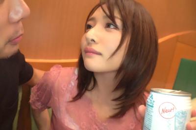 ナンパでゲットしたワンナイパイパン美女のハメ撮り動画が流出!ほろ酔い…
