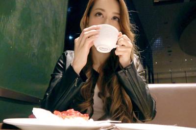 【最高の美女】24歳【色白美巨乳】りのちゃん参上!『私、人にSEX見せたい…