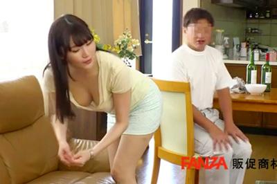 発情した団地妻は夫の居ぬ間にノーブラ誘惑して汗だくで何度も交尾する説4