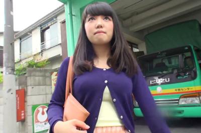 東京路上軟派!!巨乳美人お姉さん編~あなたのバストサイズを測らせて下さい~