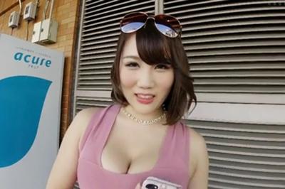 関東郊外で見つけた!パリピなヤリマン素人AV Debut ホテルで∞中出しSEXPARTY 本田りりか